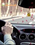 Cách sử dụng tinh dầu treo xe ô tô đúng cách